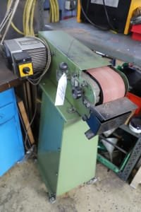 KNUTH BS 100 Belt Grinding Machine