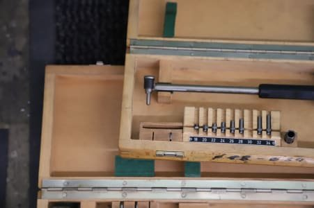 Lot of Subito Inside Micrometers