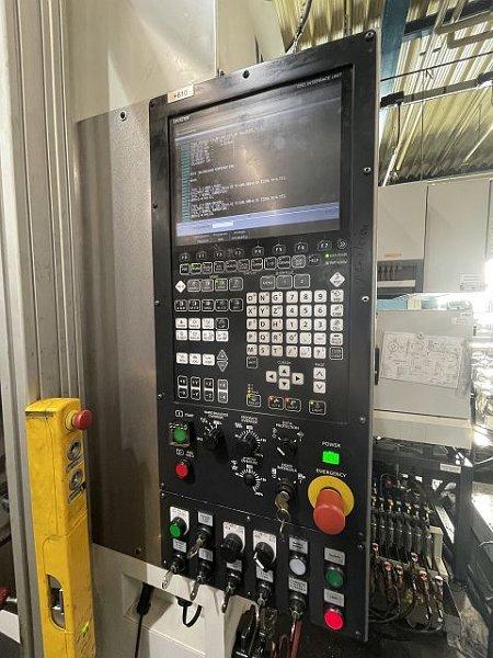 Centro de mecanizado vertical (APC)