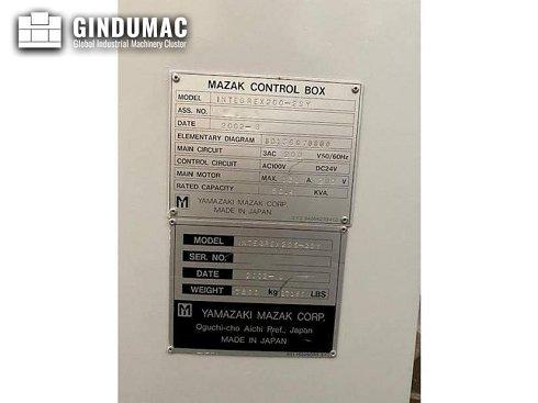 Mazak INTEGREX 200 SY