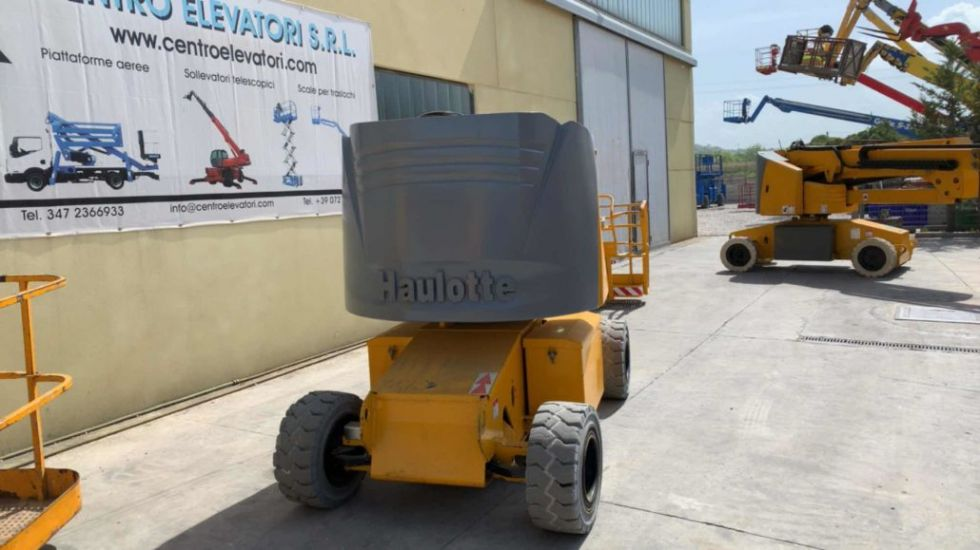 Plataforma Articulada 15Mt Haulotte HA15IP