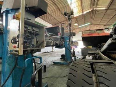 Elevador de vehiculos OMCN S257-4