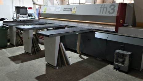 SCHELLING fh 3 420 Cut-To-Size Saw