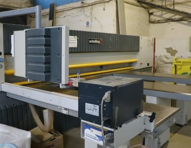 SCHELLING fh 4 430 Cut-To-Size Saw