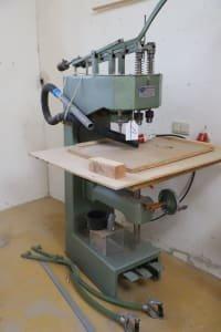 BÄUERLE AL Sea spindle drilling machine