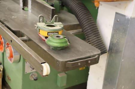 PANHANS 259 Swivel spindle milling machine
