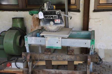 LISSMACK DTS125T/600/2 Wet cutter