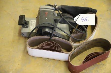 WEGOMA LB31EA Hand belt sander