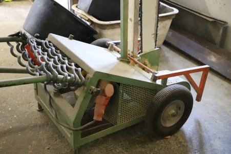 HOLTEC Mobile package crosscut saw