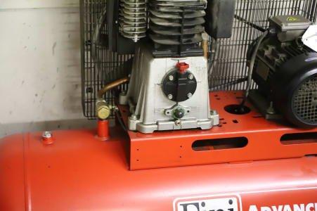FINI ADVANCED Piston compressor