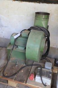VEM Extraction fan