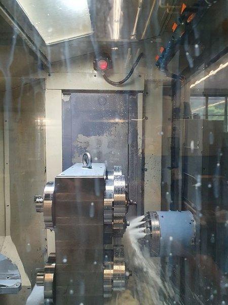 Centro de mecanizado horizontal