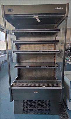 Expositor vertical refrigerado