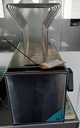 Homogeneizador de laboratorio