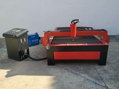 Máquina de corte por plasma CNC UNICH LXP-1530