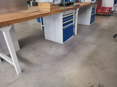 GARANT 2 Workbenches