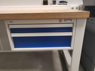 GARANT Workbench with Substructure