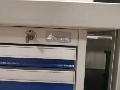 GARANT Workbench with Base