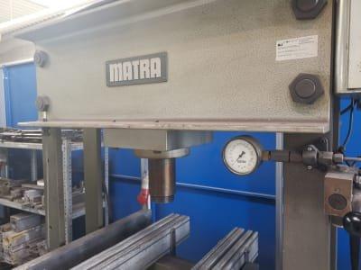 MATRA Hydraulic Workshop Press