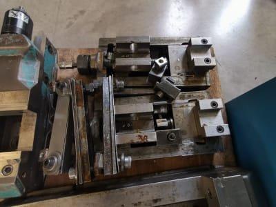 3 Hydraulic Machine Vices