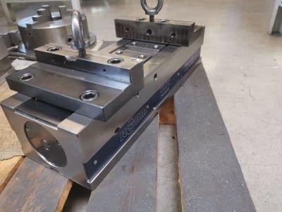 RÖHM RKG-200 L Precision Machine Vice