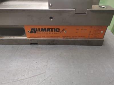 ALLMATIC LC 125 Precision Machine Vice