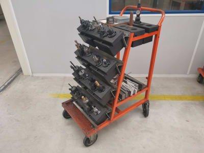 TOOL KELCHSYSTEM Tool Transport Trolley
