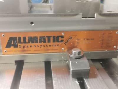 ALLMATIC LC 160/200 Precision Machine Vice