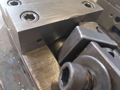 GRESSEL GRIPOS Precision Machine Vice