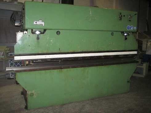 Plegadora Ajial Colly 3050