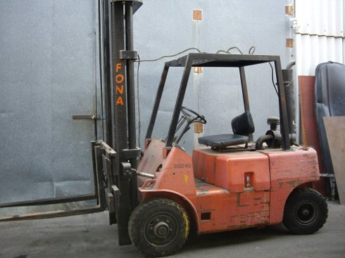 Carretilla Elevadora Diesel