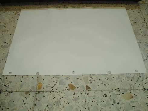 Perforador de planchas para GTO 52