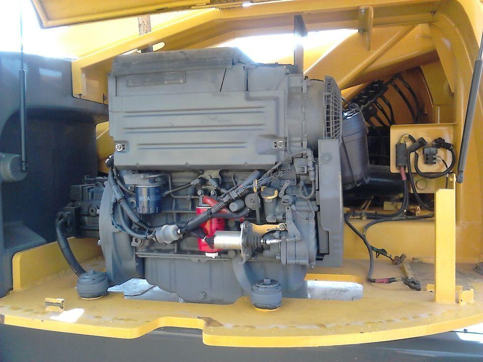 Plataforma elevadora articulada diesel