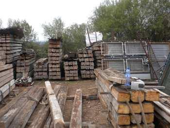 Bigues de fusta catalana