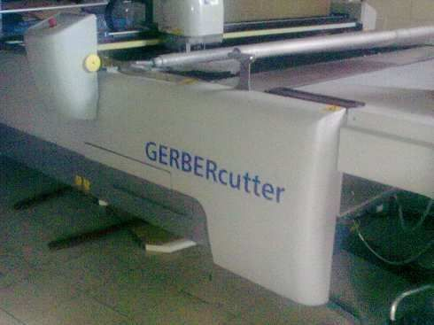 Corte Automático Gerber
