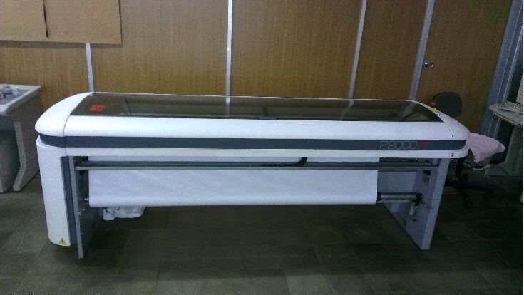 Plotter P2000 Investronica