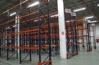 Nave industrial en alquiler en Zona Franca