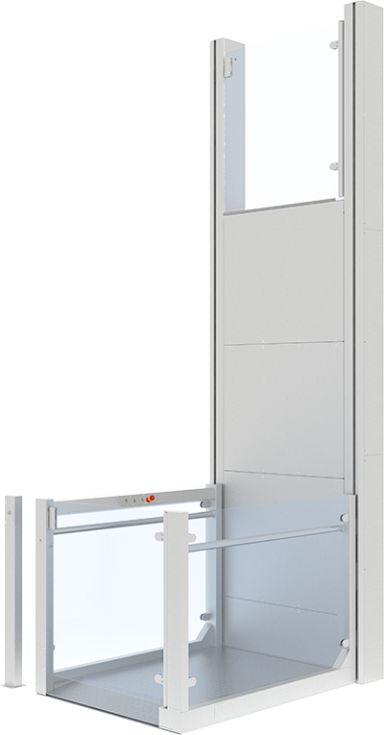 Elevador vertical Udala