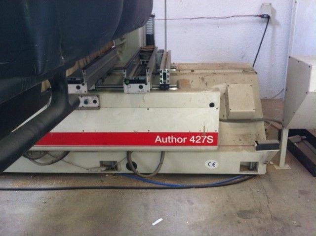 Control Numerico Morbidelli 427S
