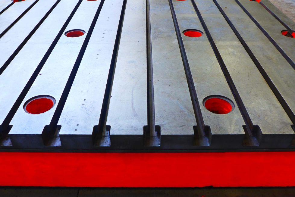 Floorplates
