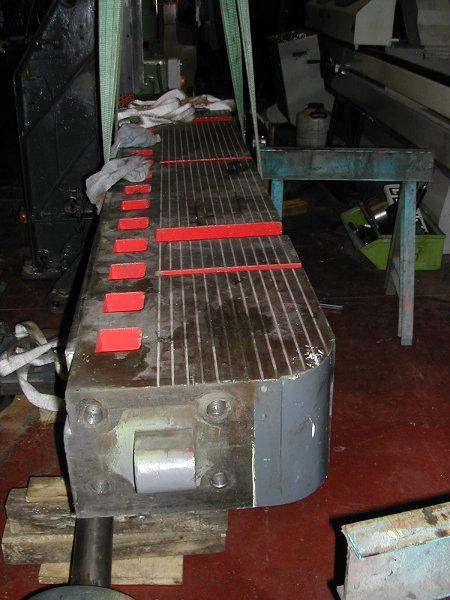 Cizalla Mecanica segunda mano Geholz 2000x4mm