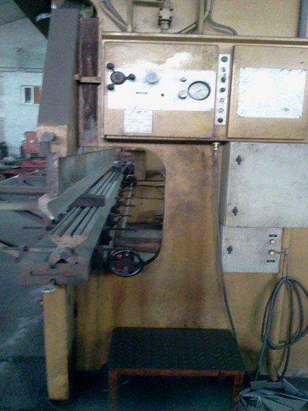 Plegadora hidráulica Ajial de 6.000x400t