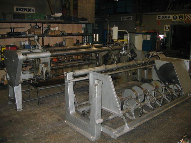 Maquina simple torsion