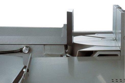Sierra de cinta semiautomática BS-350/SHI