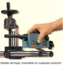 Tope trasero para CNC de plegadora RL 500