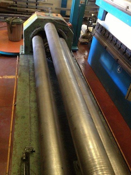 Cilindro hidráulico Imcar SIHR 10/5 de 3.100x6/8mm