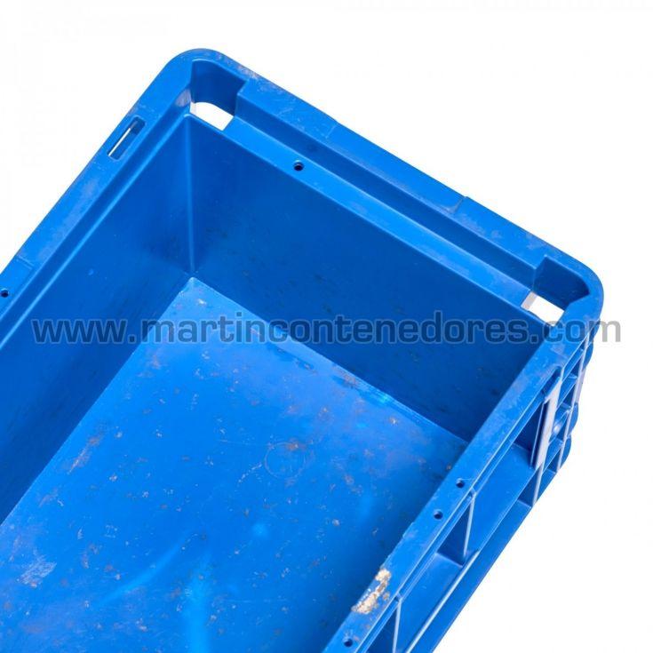 Cajas de plástico ocasión