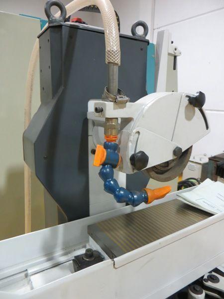Rectificadora de superficies planas hidráulica