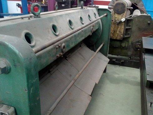 Cizalla Mecánica Arrieta de 2.000x4mm