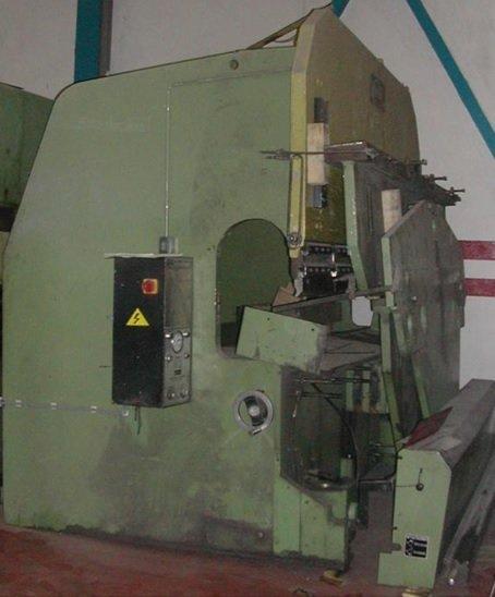 Plegadora hidráulica Guifil PE de 3.000x300t